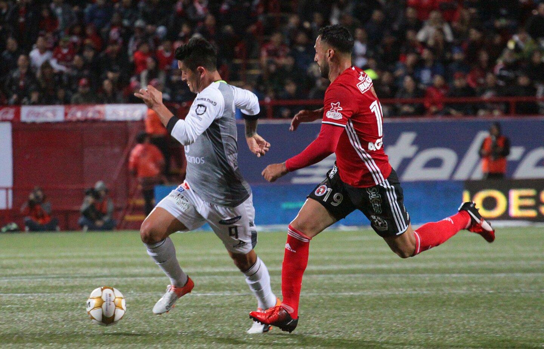 El León marcó un par de tantos en los últimos 10 minutos para avanzar a las semifinales, a pesar de perder 3-2 en el duelo ante el líder Xolos, pero imponerse 5-3 en el global.