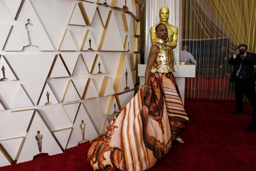 Oscars 2020 Highlights From The Red Carpet And Broadcast Los Angeles Times