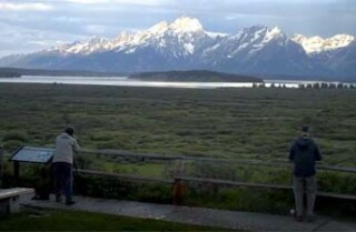 A Minute Away: Summer under the Grand Tetons