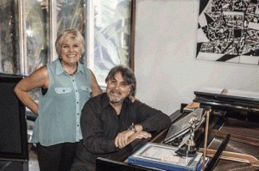 Dori Salois and Robert Salerno.
