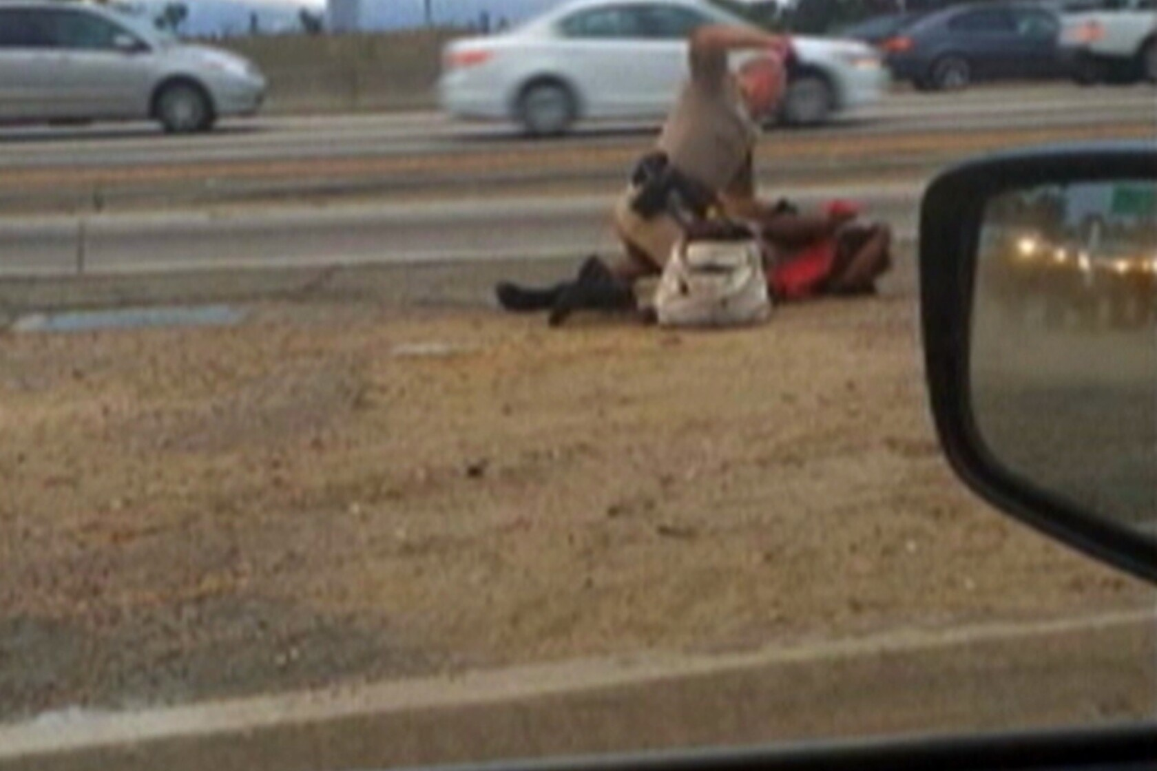 No criminal charges for CHP officer seen punching woman in video