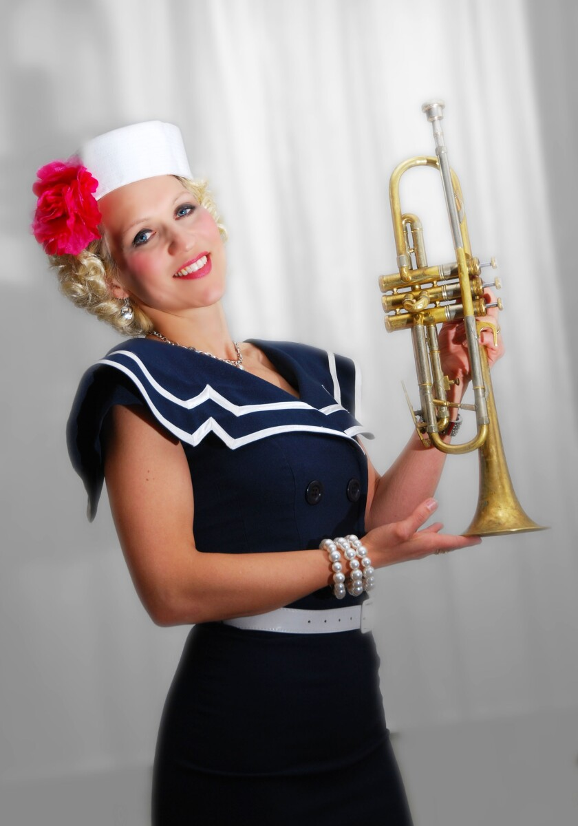 Gunhild Carling and her band will perform on Sept. 19.