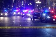 Off-duty Sheriff's deputy and bystander shot during confrontation downtown