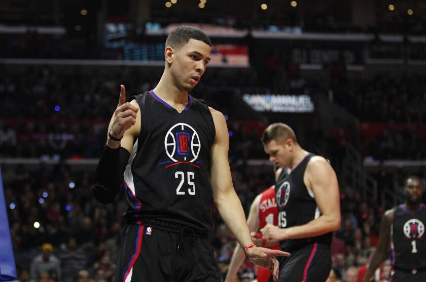 Clippers' Austin Rivers has renewed confidence and has been more productive
