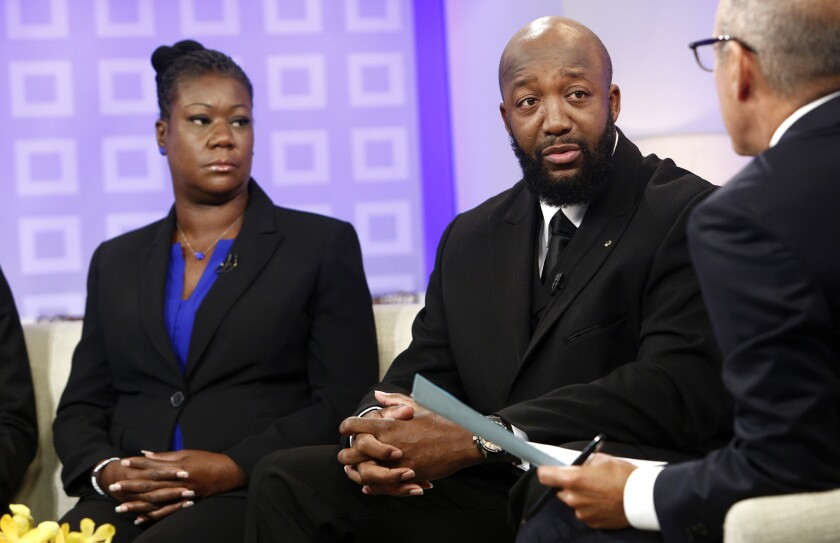 Sybrina Fulton and Tracy Martin, parents of Trayvon Martin, will attend events in the St. Louis area in support of Michael Brown's family.