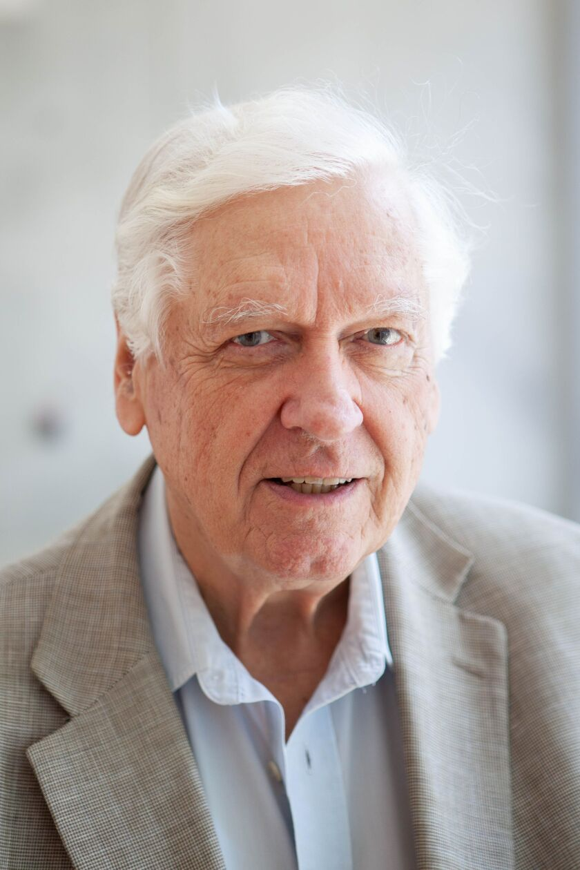 Nobel laureate Hamilton Smith has retired from the J. Craig Venter Institute in La Jolla.