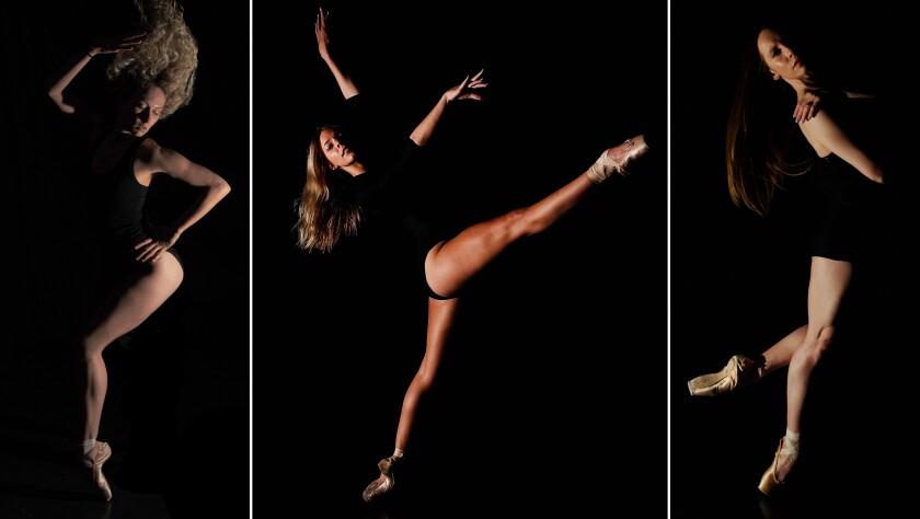"City Ballet Resident Choreographer Geoff Gonzalez has created a virtual ballet of four dance works ""The Dark Room Series."""
