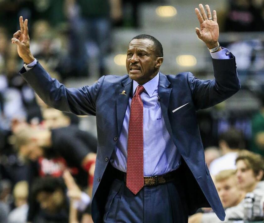 Los Pistons de Detroit han llegado a un acuerdo con Dwane Casey. EFE/Archivo