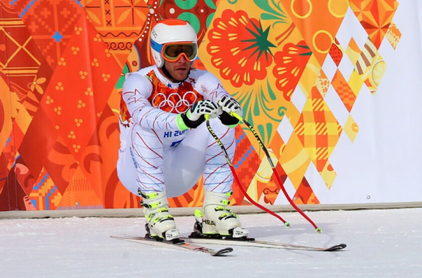 American ski star Bode Miller is left with mountain of regrets