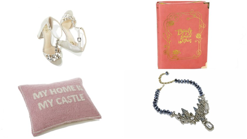 "HSN's ""Beauty and the Beast"" collection."