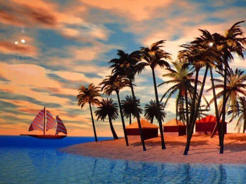 'The Maldives' by Patricia Hartman