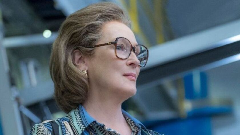 """Is """"The Post,"""" starring Meryl Streep, among the greatest of newspaper movies? Readers weigh in."""