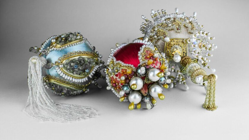 "Timken Museum's ""Jewels of the Season"""