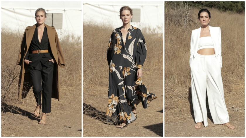 Heidi Merrick spring and summer 2020 collection