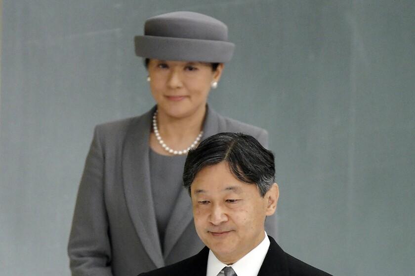 Japan Enthronement Glance