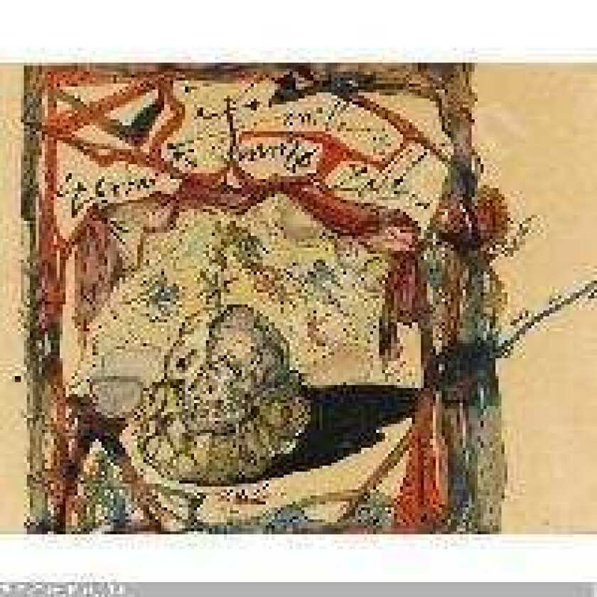 """A Salvador Dali painting titled """"Cartel des Don Juan Tenorio"""" was stolen from a New York gallery in June."""