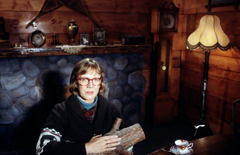 "Catherine Coulson portrayed Margaret Lanterman, the Log Lady, in the early-1990s TV series ""Twin Peaks"""