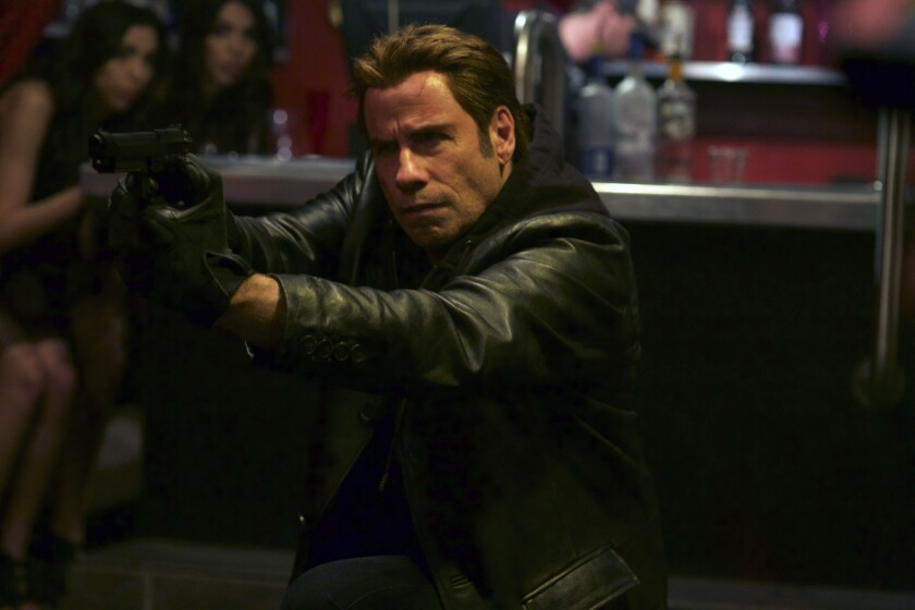 "John Travolta stars in the movie ""I Am Wrath."""