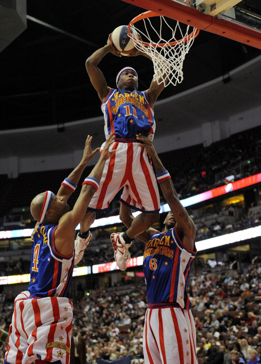 SPORTS GEN-GLOBETROTTERS 3 OC