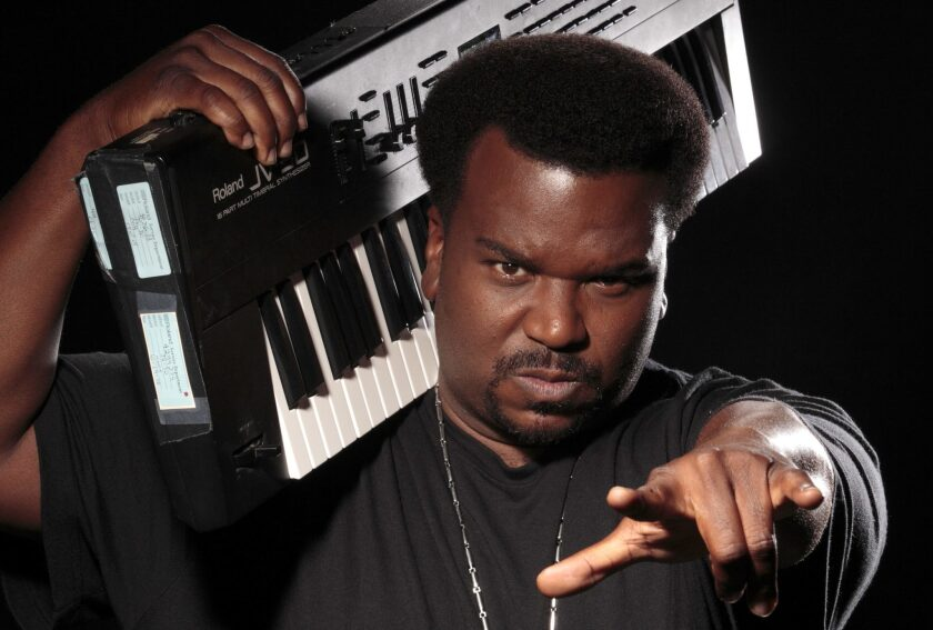 Craig Robinson (Courtesy photo)