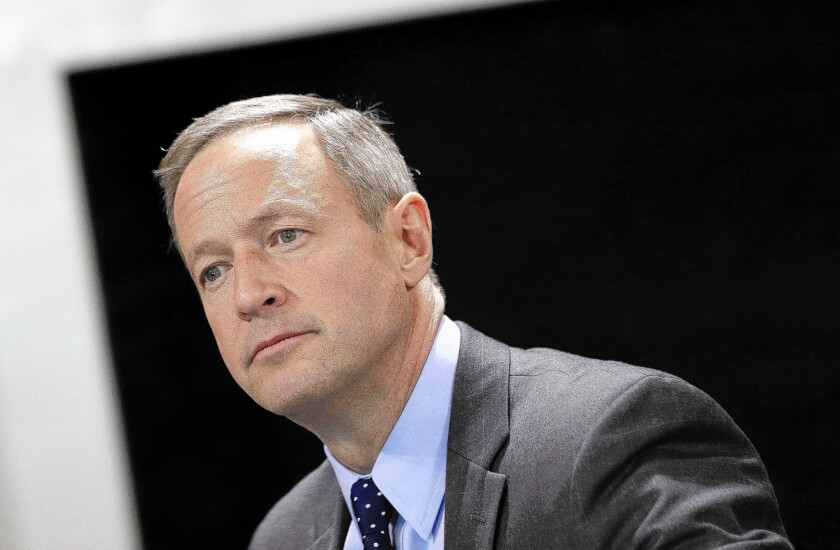 It's not clear whether Maryland Gov. Martin O'Malley will mount an uphill challenge to Hillary Rodham Clinton if she runs for the Democratic presidential nomination in 2016.
