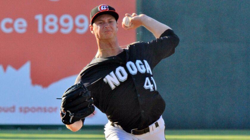 Stephen Gonsalves, Chattanooga Lookouts baseball