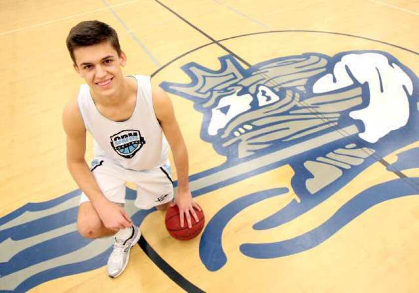 Daily Pilot Boys' Basketball Dream Team: CdM's Grable is Player of Year