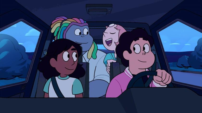 'Steven Universe Future'
