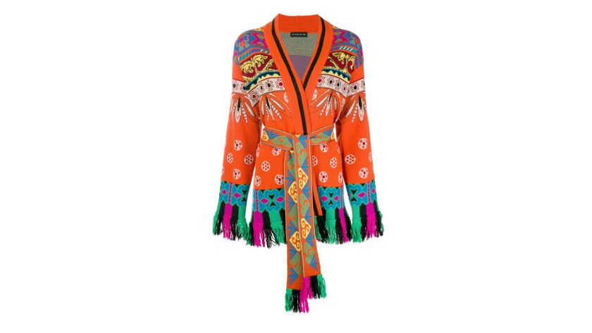 Etro – Aretha Franklin's love of ethnic and tribal prints in the '60' and '70's helped u