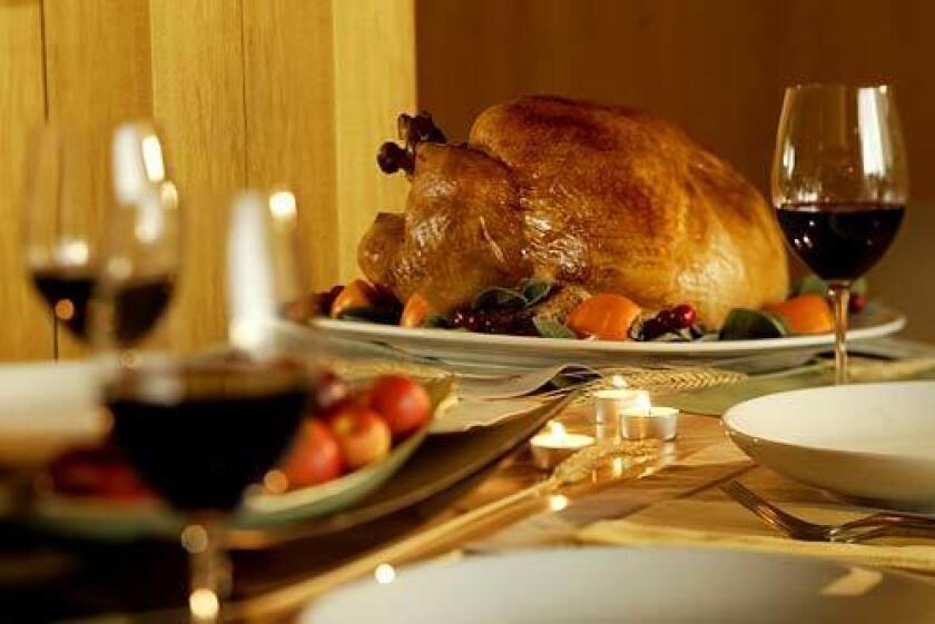 Everyone loves this turkey.