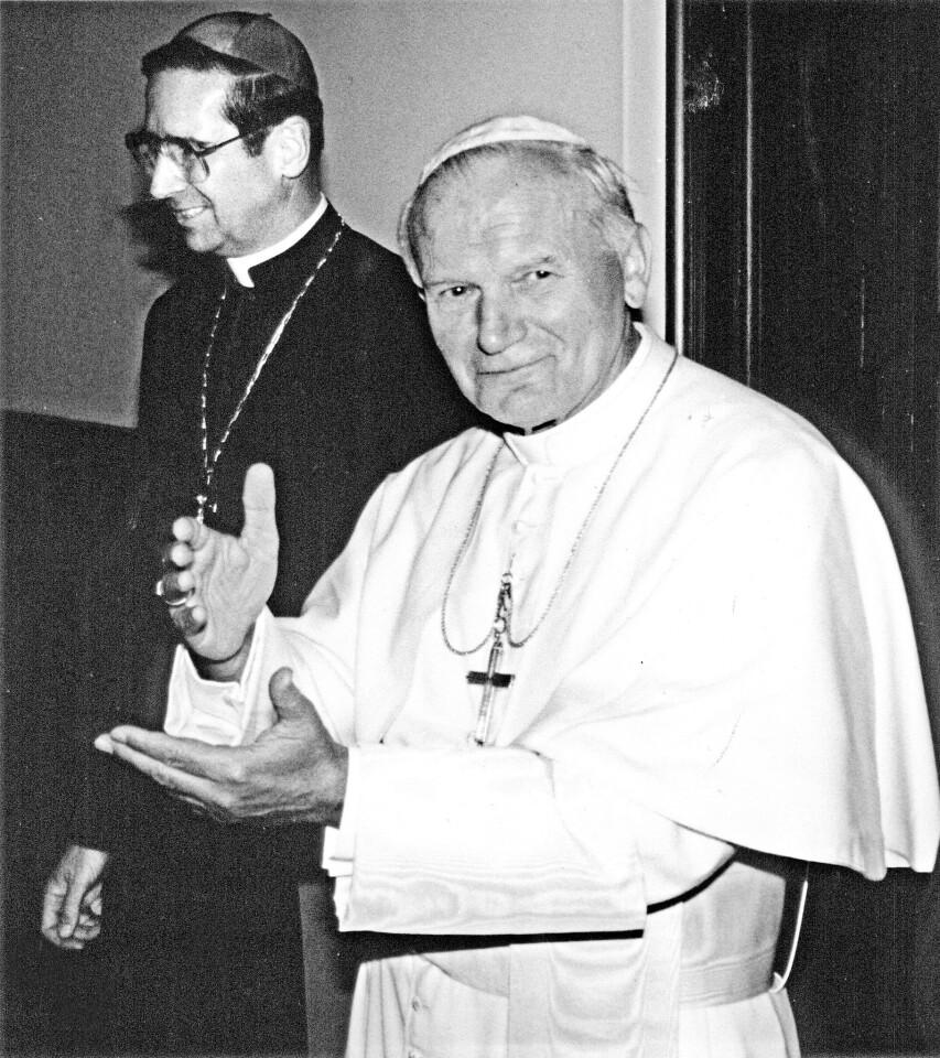 Cardinal Roger Mahony | 1987