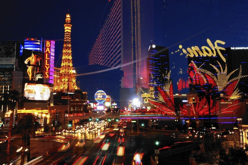 Las Vegas, which has never hosted a national political convention, has abundant hotel space and a bevy of wealthy donors who could guarantee the event's financial success.