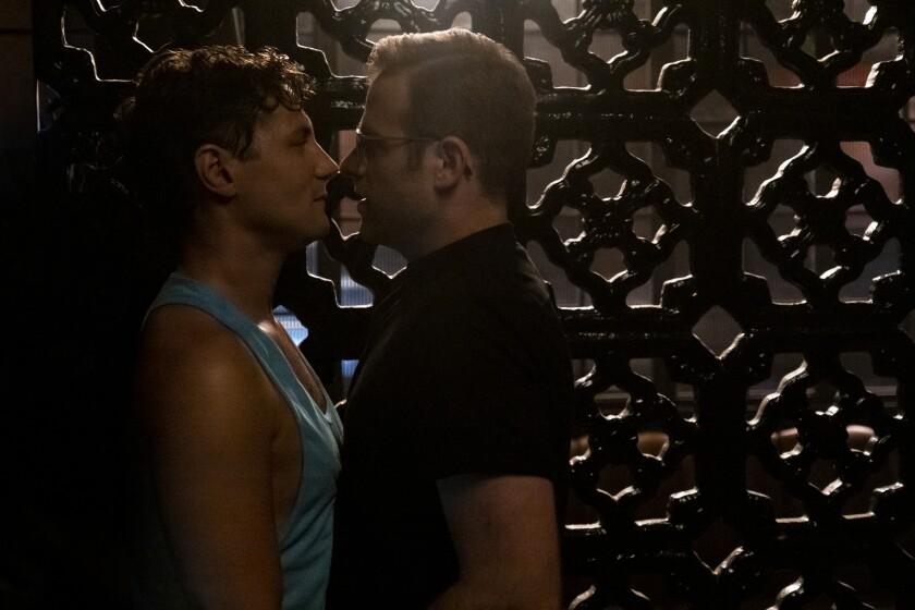 """Hulu's """"Into the Dark"""": """"Midnight Kiss"""""""