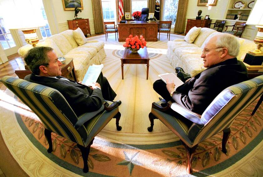Review: 'The World According to Dick Cheney' is place with no regret