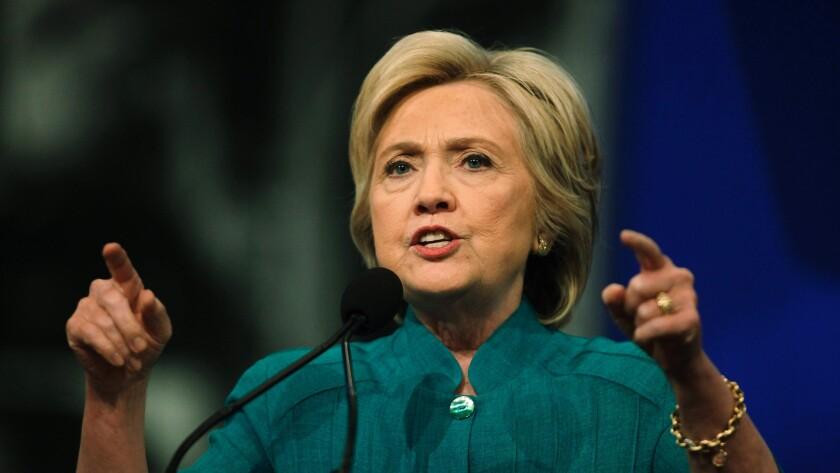 Hillary Clinton speech to union members