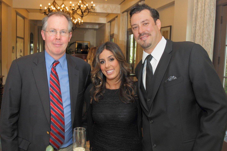 Fred de la Vega, Cortlyn Moric, Doug Moric