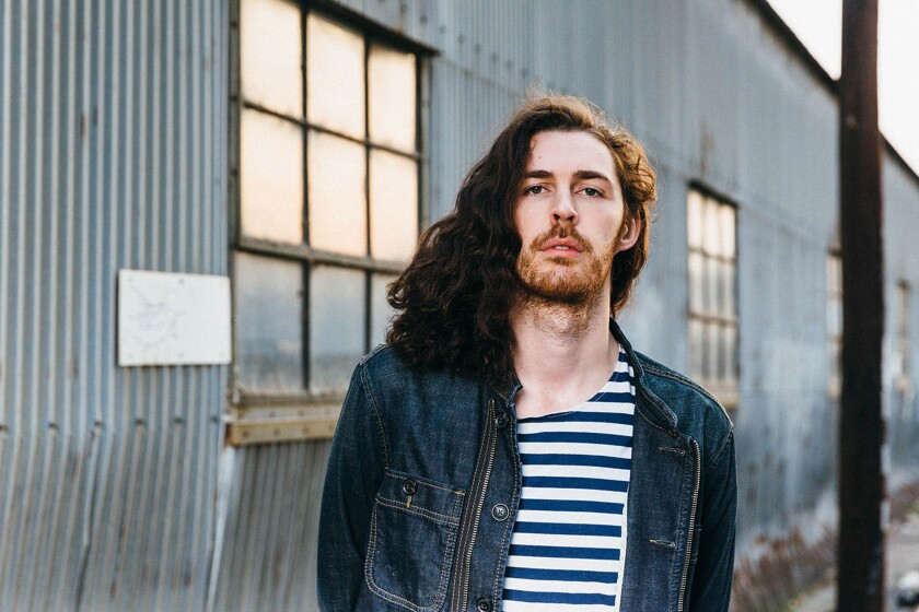 A photo of Hozier