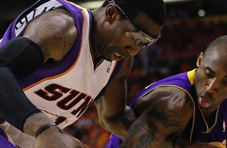 Kobe Chronicles: Amar'e Stoudemire