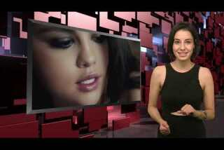Who could Selena Gomez's celeb crush be? Hmm...