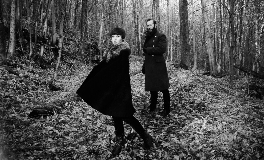 Sarah Neufeld and Colin Stetson