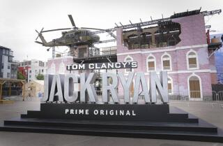 Comic-Con 2018: Jack Ryan Activation