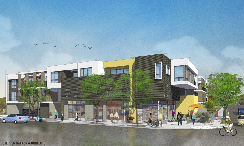 The Point @ Ingraham will feature 21 apartments and 2,266 square feet of retail space.