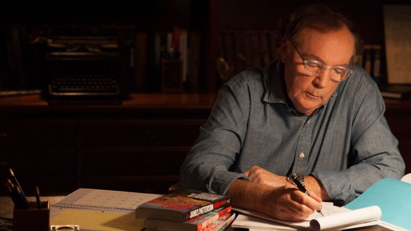 "Novelist turned crime show host James Patterson on the eve of his new Investigative Discovery series, ""Murder is Forever."""