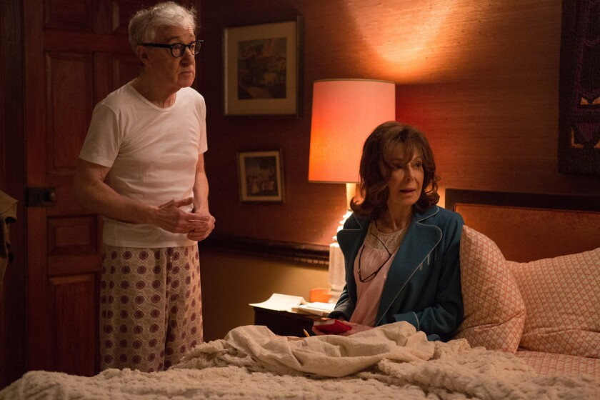"""Allen and Elaine May in the Amazon Prime Video series """"Crisis in Six Scenes."""""""