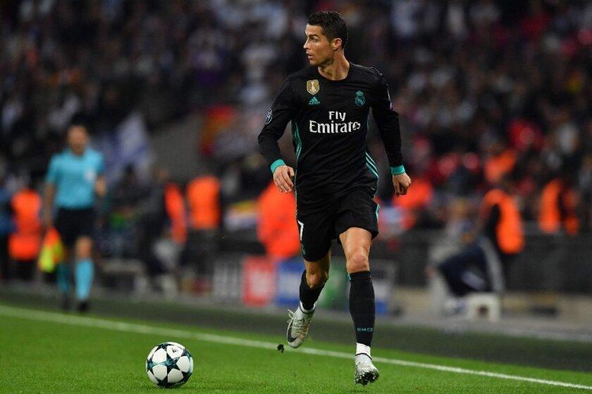 Ronaldo del Real Madrid es el Mejor Goleador del 2016