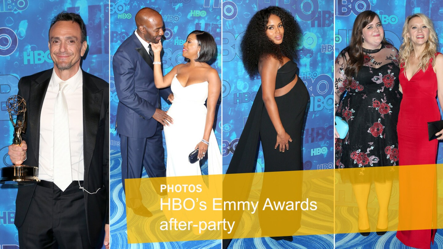 HBO's Emmys after-party