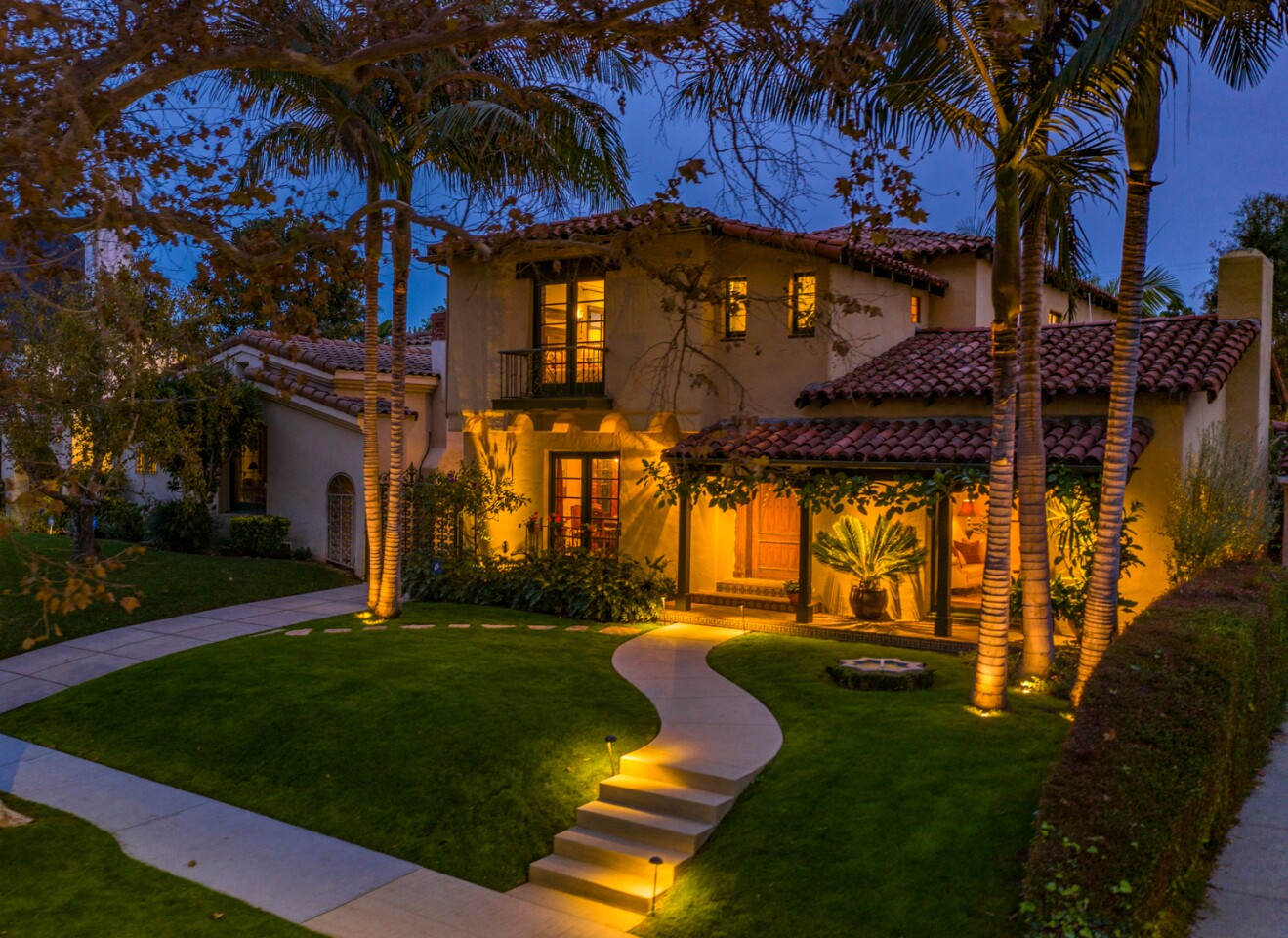 Jeff Olde and Alan Uphold's Beverly Grove house
