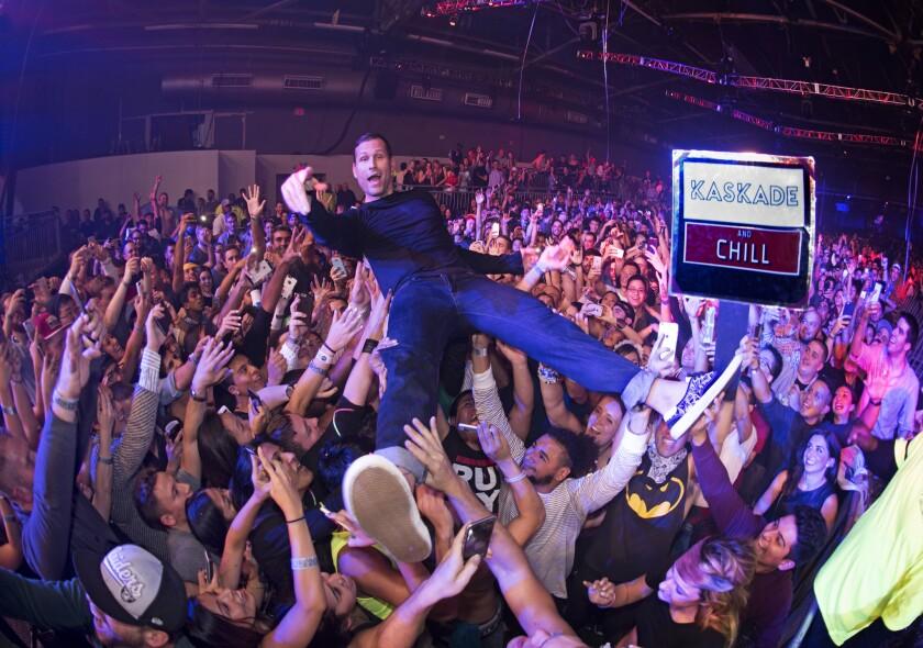 Kaskade (AKA Ryan Raddon) is one of EDM's top-grossing DJs