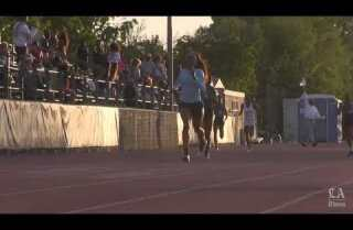 City Section track finals