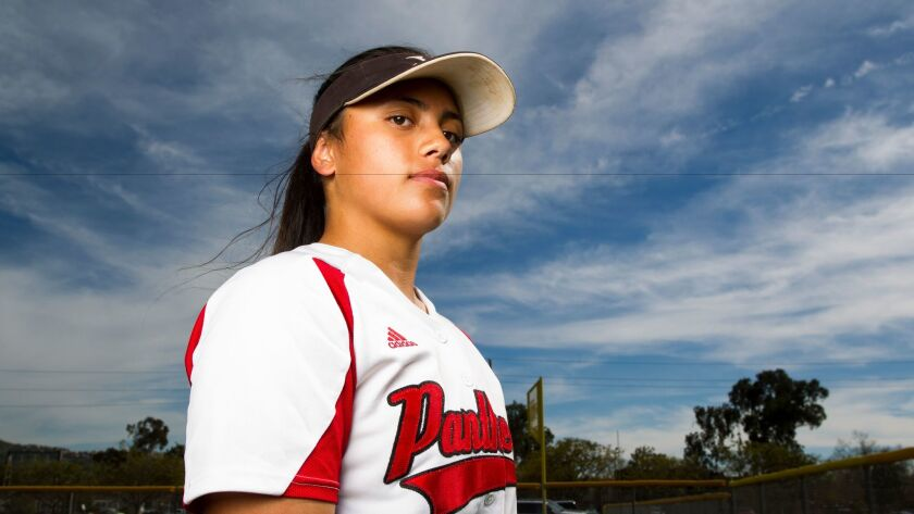 Vista's Farrah Steffany, who led her Orange County travel team to a national title, has committed to Arizona for college softball.